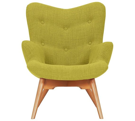 Beautiful Buy Hygena Angel Fabric Chair   Yellow At Argos.co.uk   Your Online