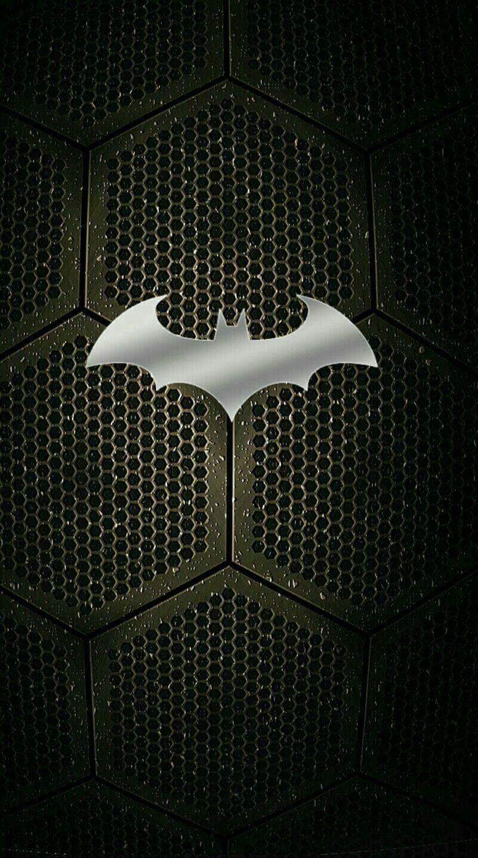 Robin Iphone Wallpaper Batman Phone Wallpaper Batmobile Symbol And Bat Fun