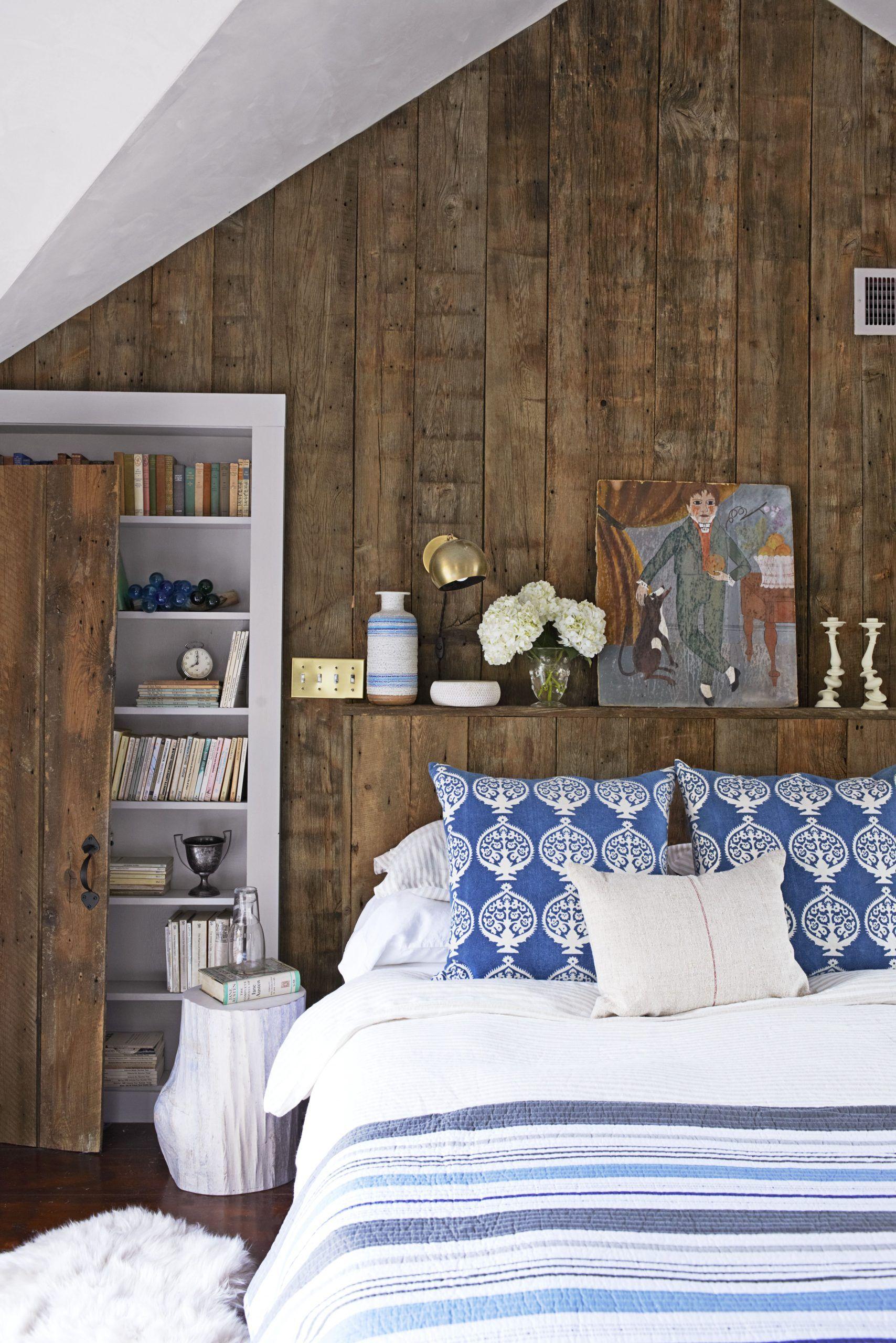 Houzz Guest Bedroom Decorating Ideas In 2020 Rustic Bedroom