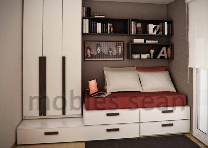 Space Saving Designs For Small Kids Rooms Small Room Design
