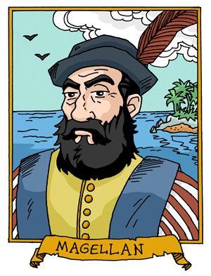 Ferdinand Magellan The Art Of Learning Ferdinand Greek