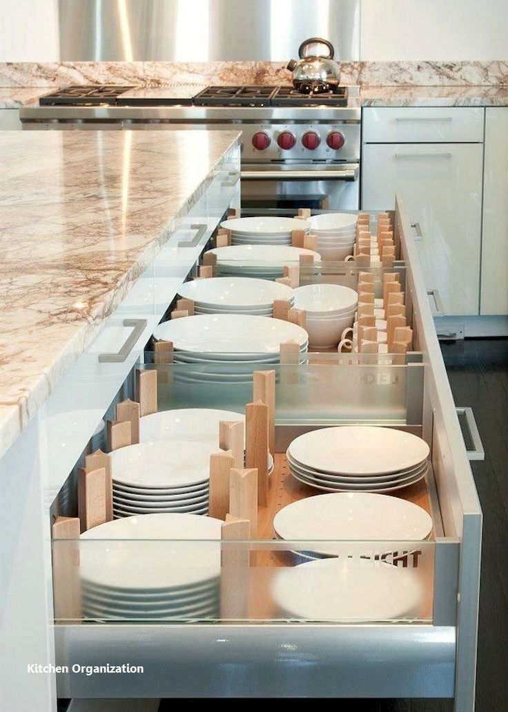 New Smart DIY Kitchen Organizing Ideas  #kitchenorganizationdiy