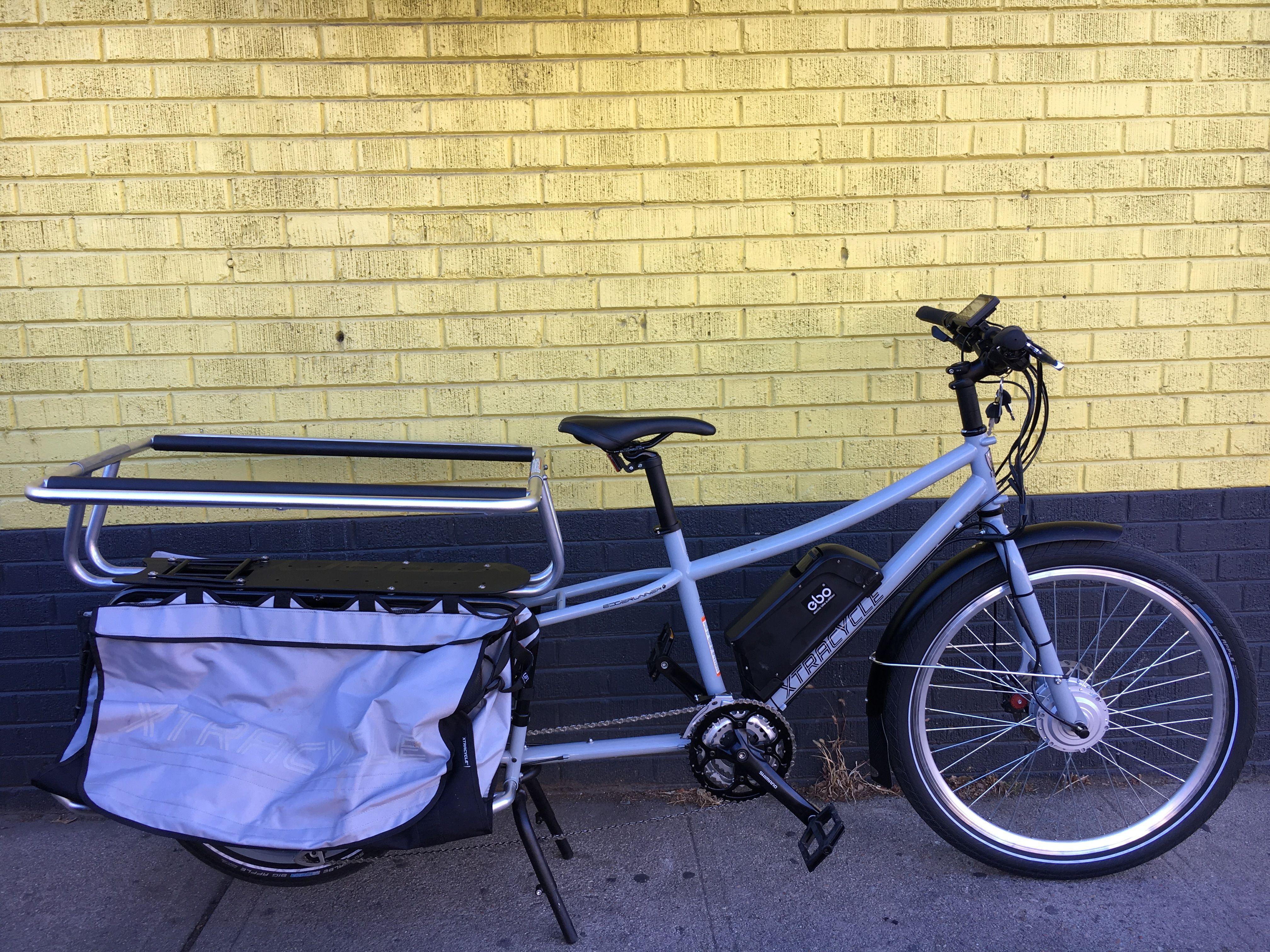 Ebo Burly Electric Bike Conversion Kit Installed On A Xtracycle Electric Bike Conversion Xtracycle Electric Bike