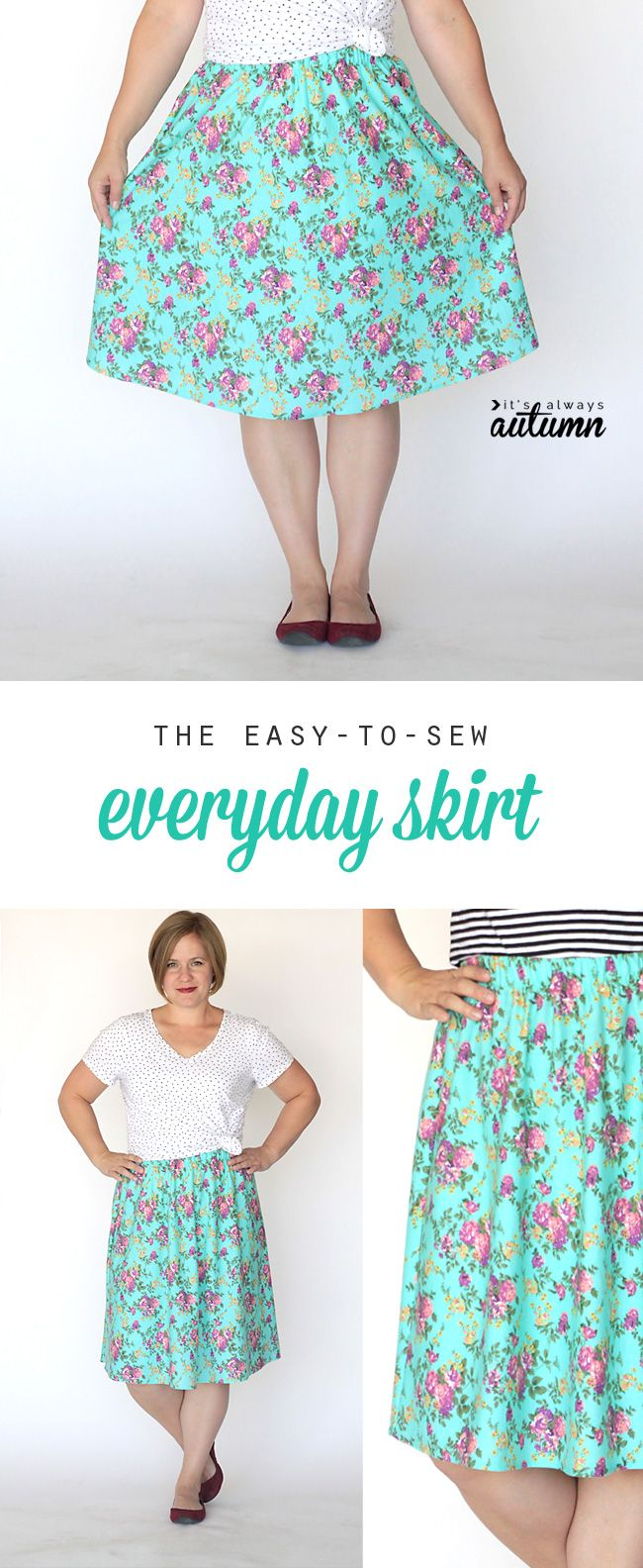 How to sew takes 2