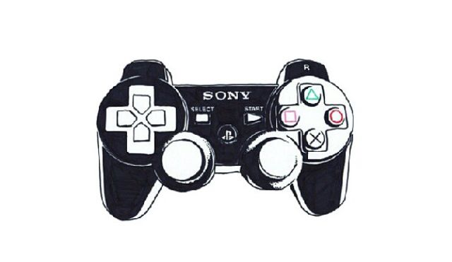 Pin By Rachael On Transparent Tumblr Playstation Tattoo Gaming Tattoo Game Remote