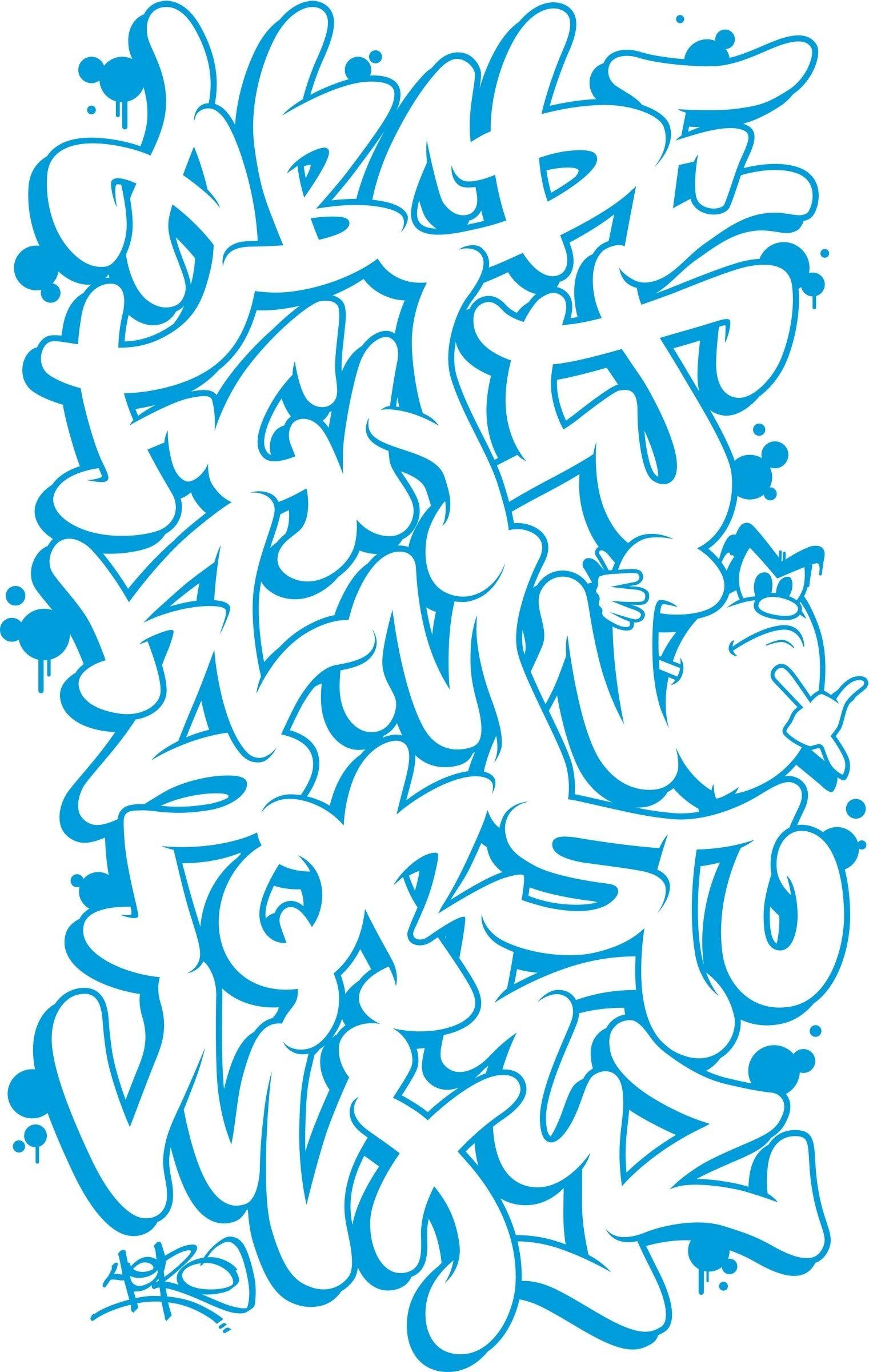 Graffiti Throw Up Letters Graffiti Graffiti Lettering Graffiti Lettering Fonts Graffiti Alphabet