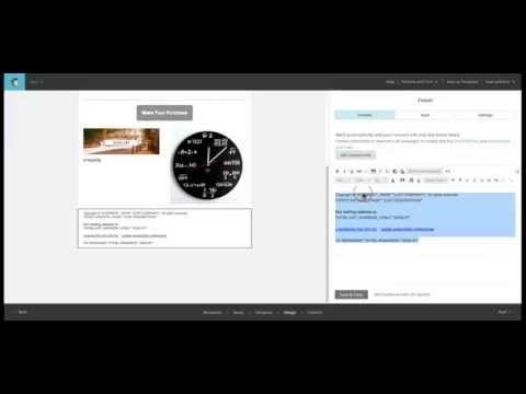 Guida all'uso di #MailChimp - Guida base per inviare una newsletter in 5 minuti. - YouTube