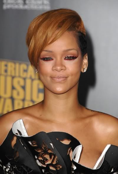Rihanna at the AMA's