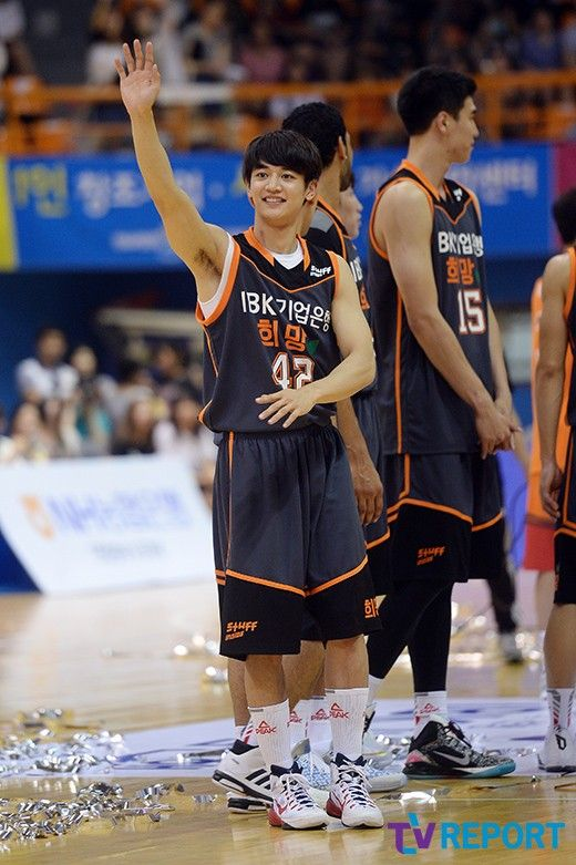 150718 Minho - The 8th Hope Basketball All-Star 2015 with SMTOWN All Star,