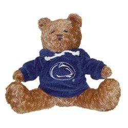Penn State Nittany Lions Musical Stuffed Animal Hoodie Bear Penn