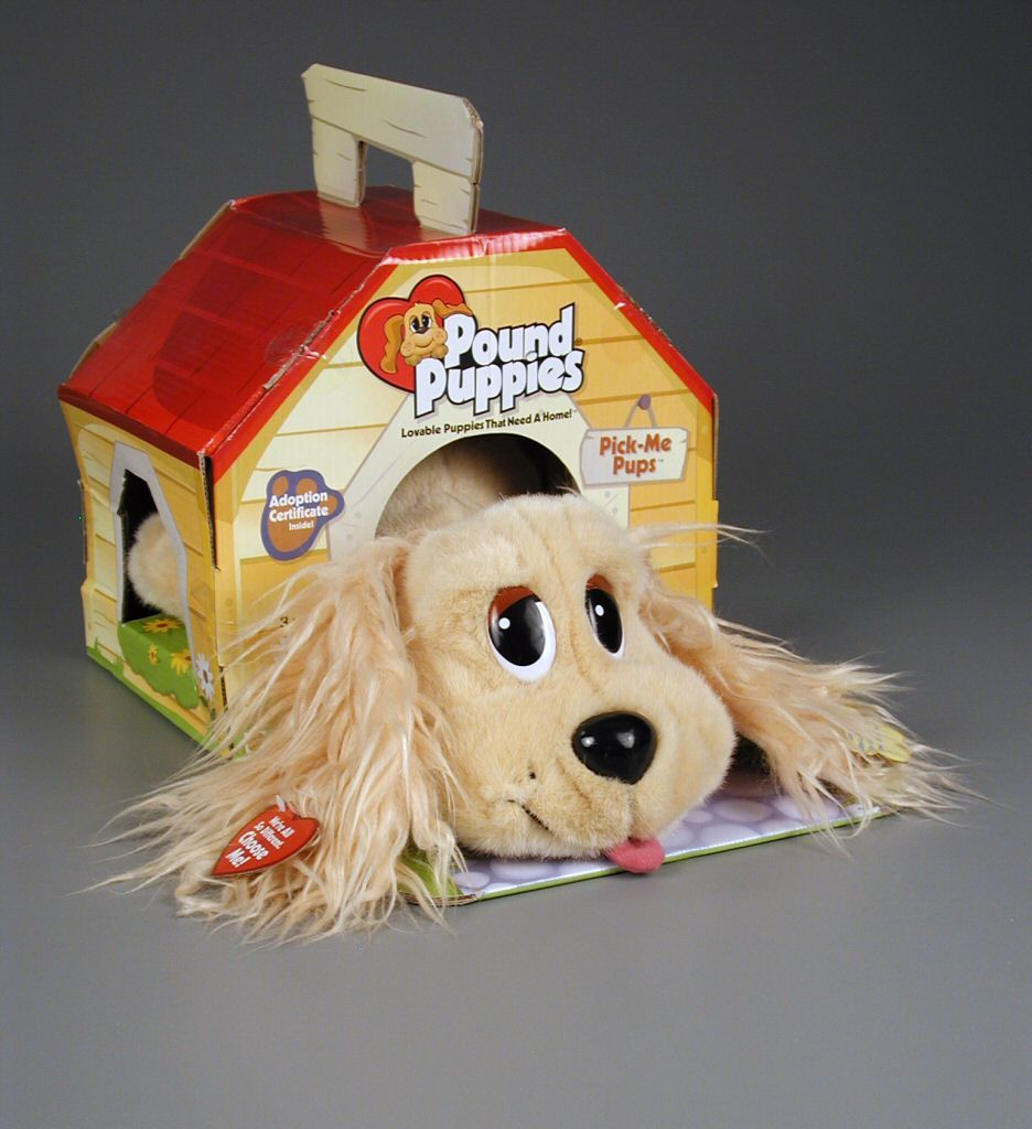 Pound puppies pound puppies pound puppies I so wish I had