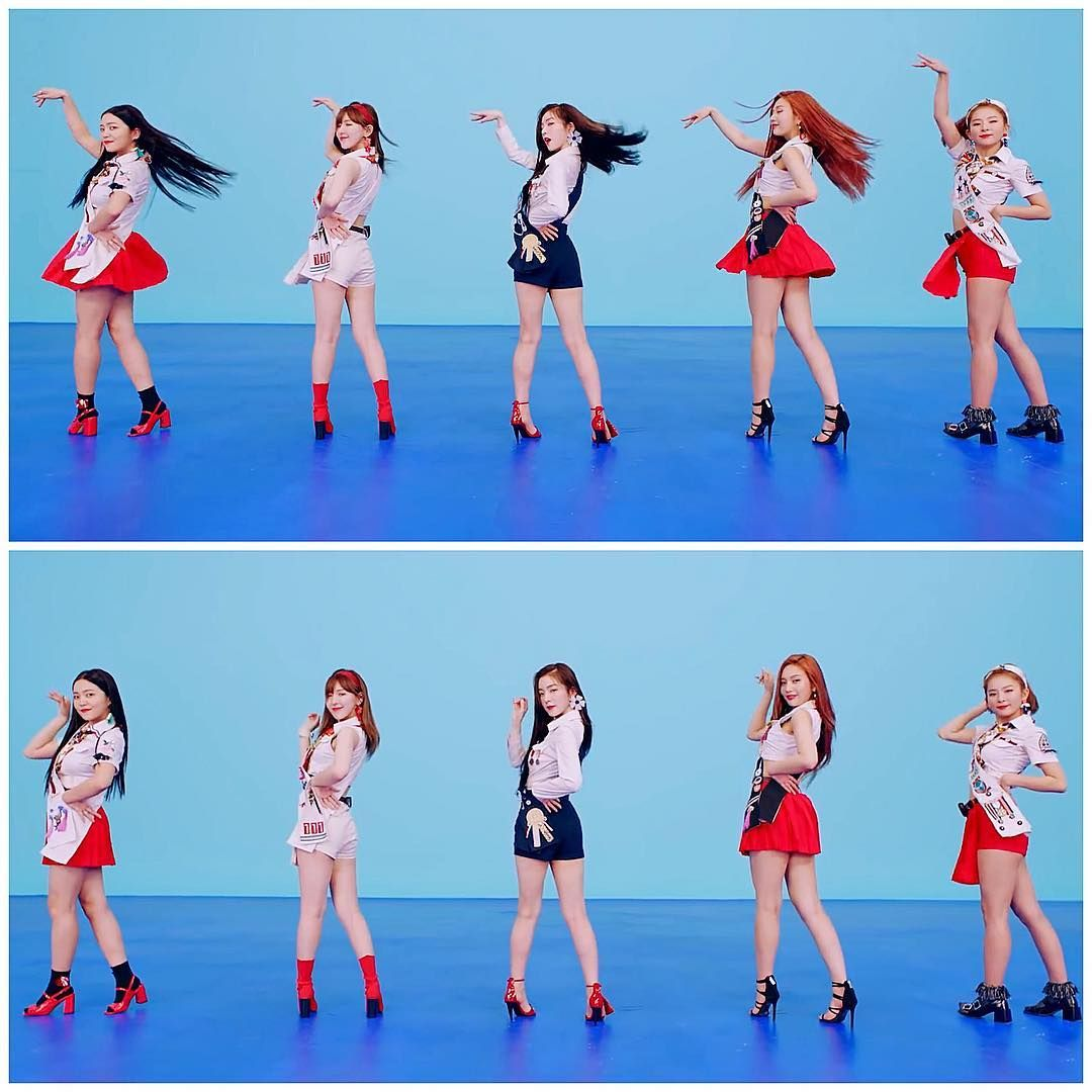 Red Velvet Power Up Please Turn on Post Notifications