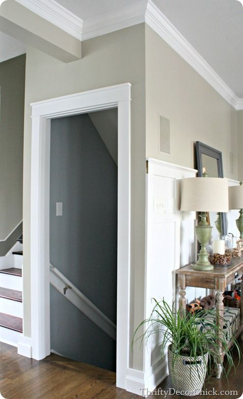 Shaker Baseboards And Trim