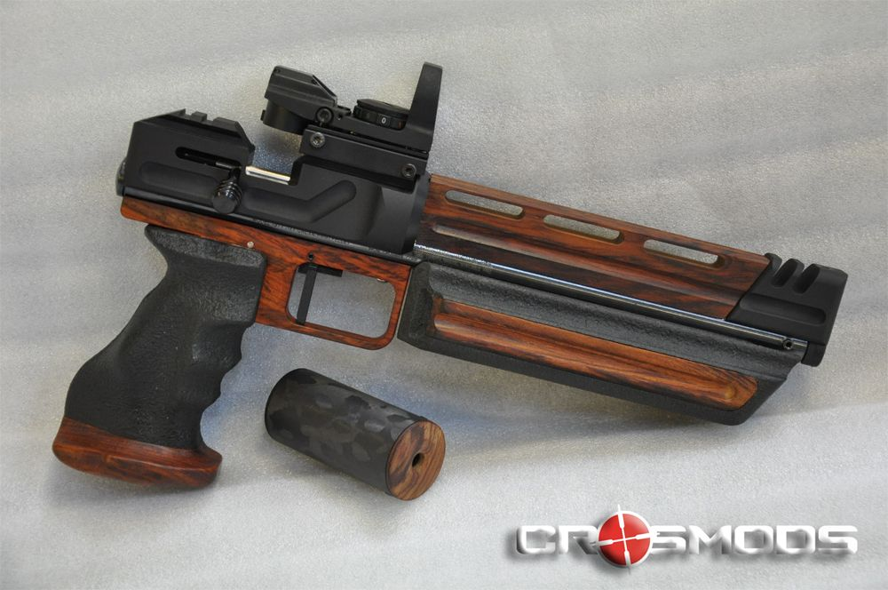 THE BEST Crosman 1322 modification I've ever seen  Custom