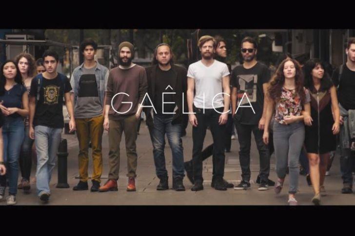 """""""Te vas"""", homenaje de Gaêlica que reúne talento venezolano en el mundo"""
