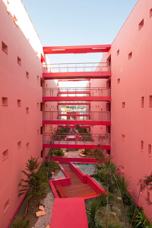Redline / Pietri Architectes | A | Pinterest | Architecture, Arch ...