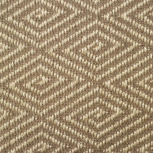 Textured Woven Sisal Glacier Merida Meridien Love The