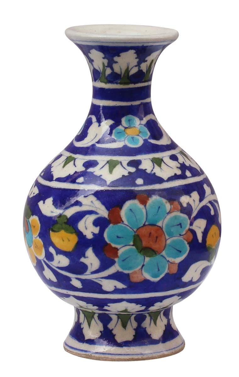 Bulk wholesale handmade 65 potshaped ceramic flower