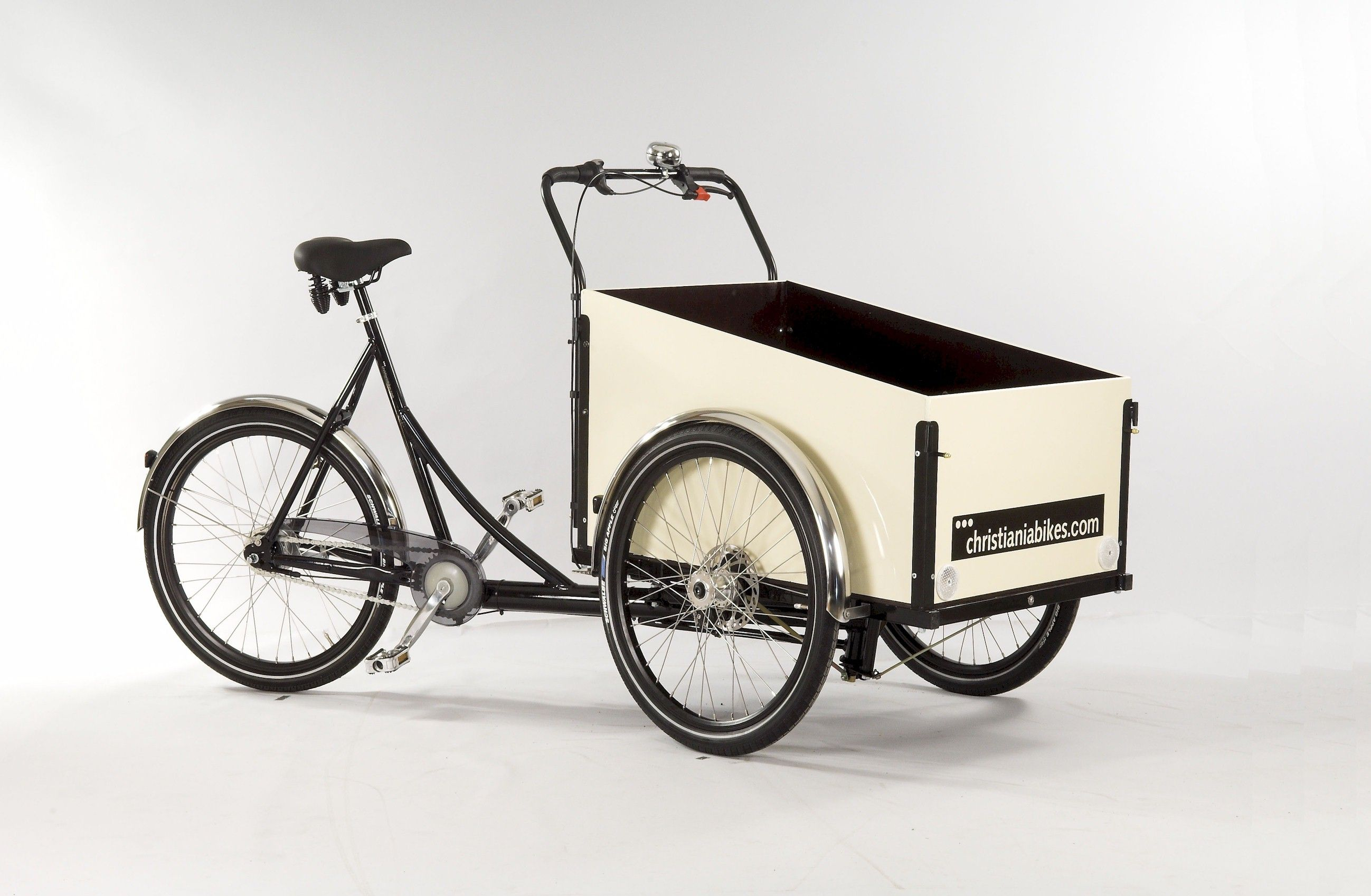 Christiania Bikes Cargo Bike Christiania Bike Electric Cargo Bike