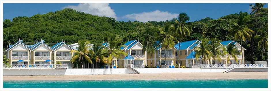Villa Beach Cottages Rates Reservations St Lucia