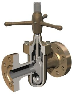 Why Gate Valve Is Beneficial For Industrial Application Gate Valve Valve Water Valves