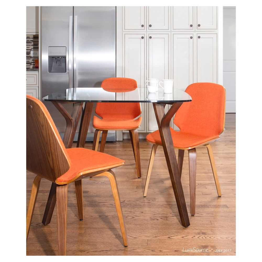 Superb Serena Mid Century Modern Dining Chair Set Of 2 Blue Camellatalisay Diy Chair Ideas Camellatalisaycom