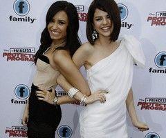 Demi Lavato and Sleana Gomez