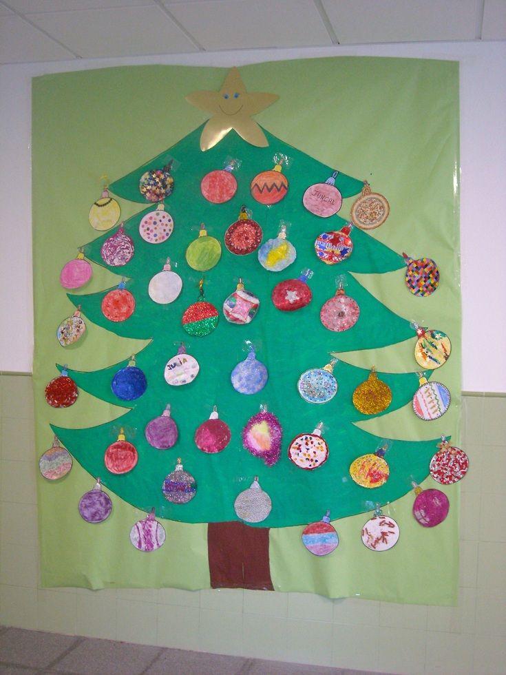 Arboles de navidad originales manualidades buscar con - Decoracion de arboles navidenos para ninos ...