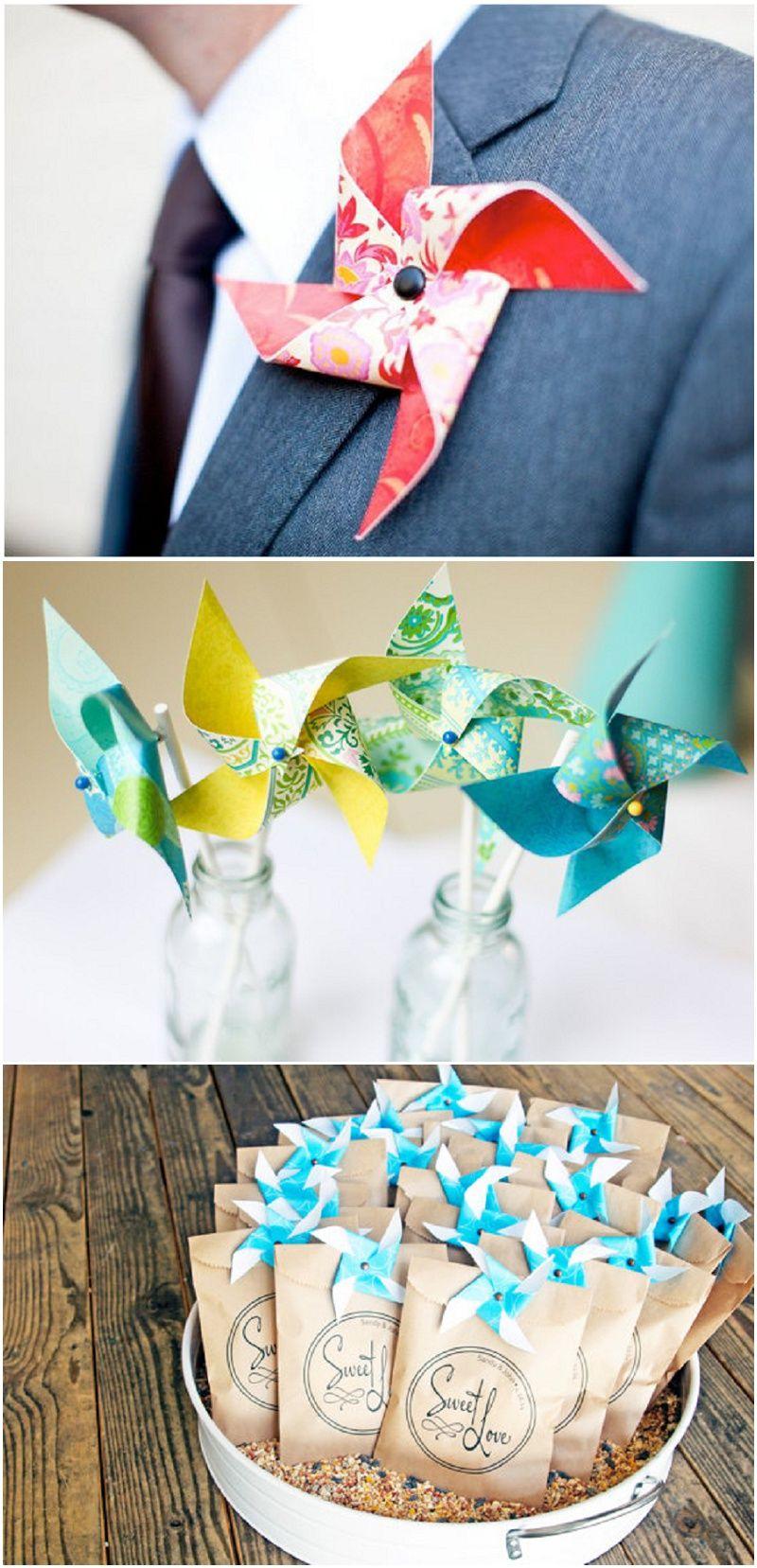 Der Neuste Trend Aus Uk Und Usa Windräder Als Dekowunder Hochzeitsblog The