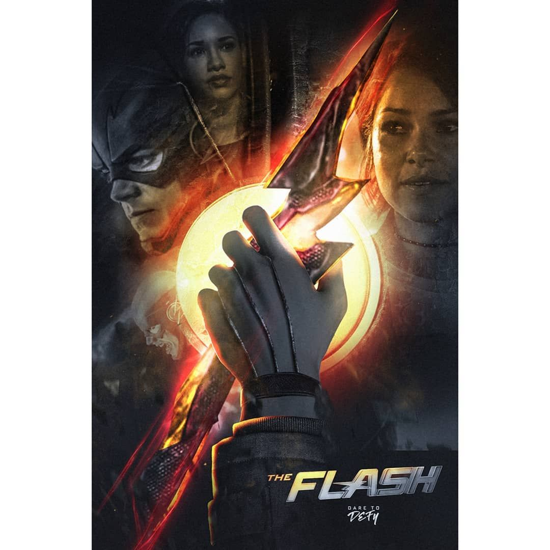 Season 5 Cwtheflash Teaser Poster Grantgust Missed Making