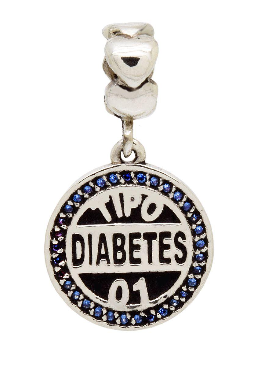 Berloque alerta de Diabetes tipo 1