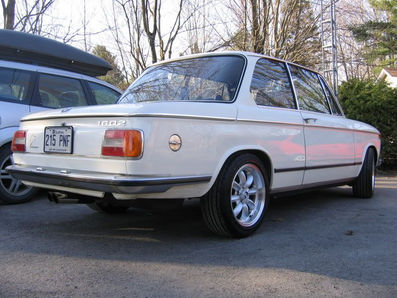 BMW 1602 Euro Spec 1974