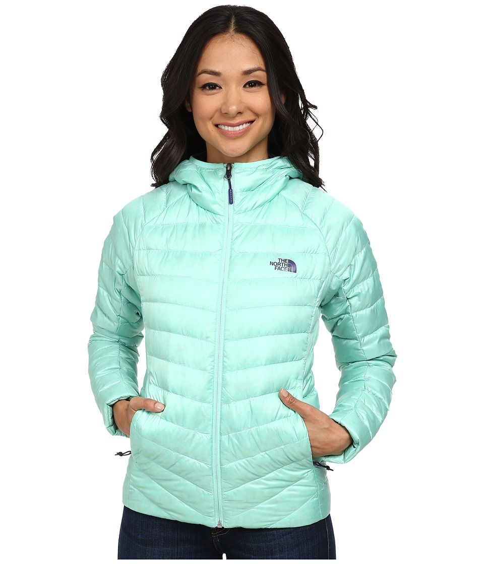 092009a5ebe4 THE NORTH FACE THE NORTH FACE - TONNERRO HOODIE (SURF GREEN) WOMEN S COAT.   thenorthface  cloth