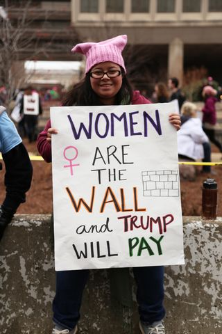 Pin On Women S March Signs