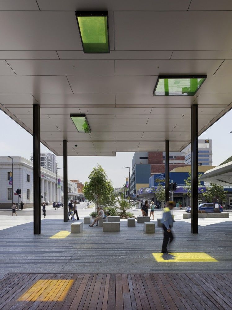Gallery of flinders street revitalisation cox rayner for Cox architecture
