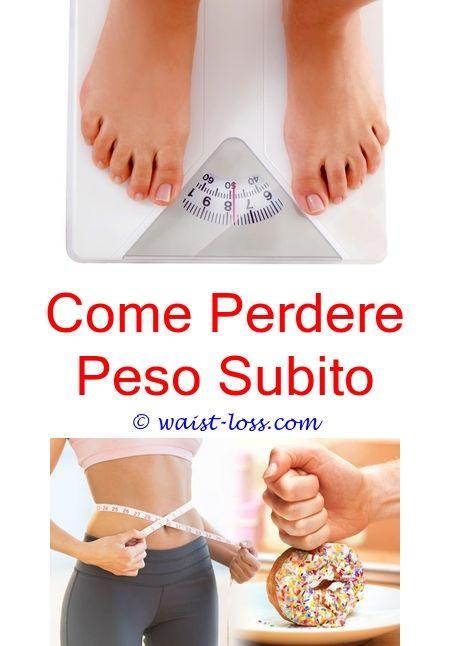 come perdere peso mangiando bene