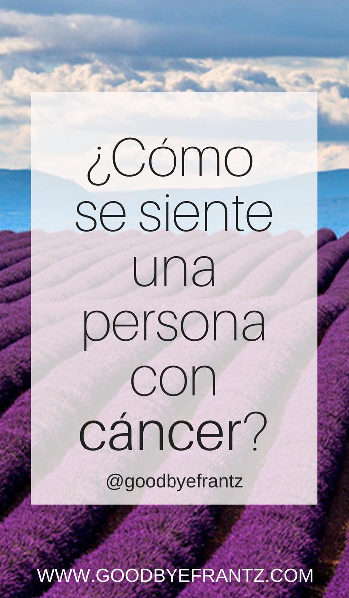 Esta es la carta que le escribí a mi cáncer donde cuento cómo se siente una persona con cáncer (en mi propia experiencia). Cancer, cancer de pancreas, curar cancer, cicatriz en la panza, inspiración cancer, blog de cancer, blog de cancer de pancreas, que siente alguien con cancer.
