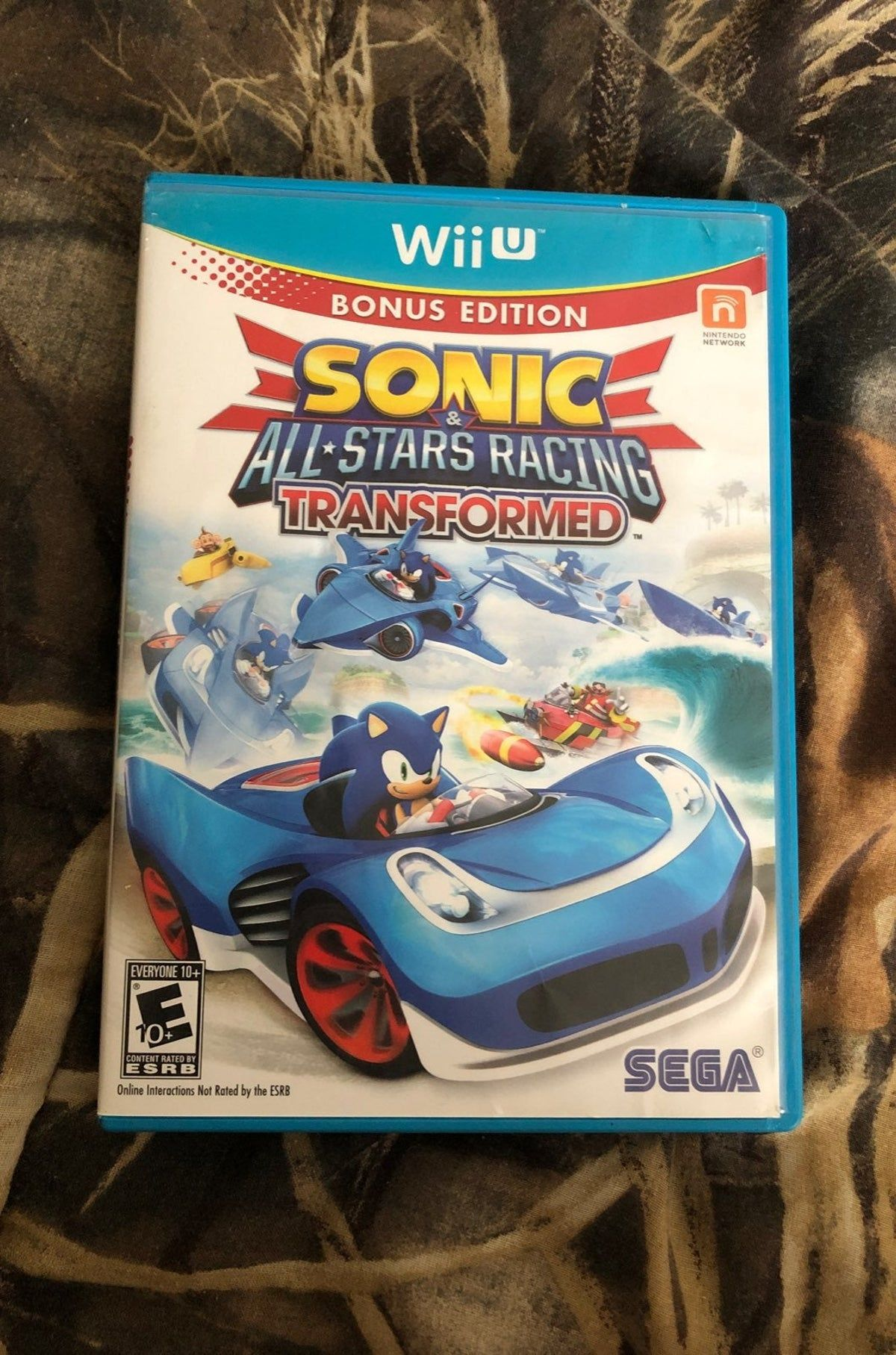 Sonic All Stars Racing Transformed Stars Racing All Star