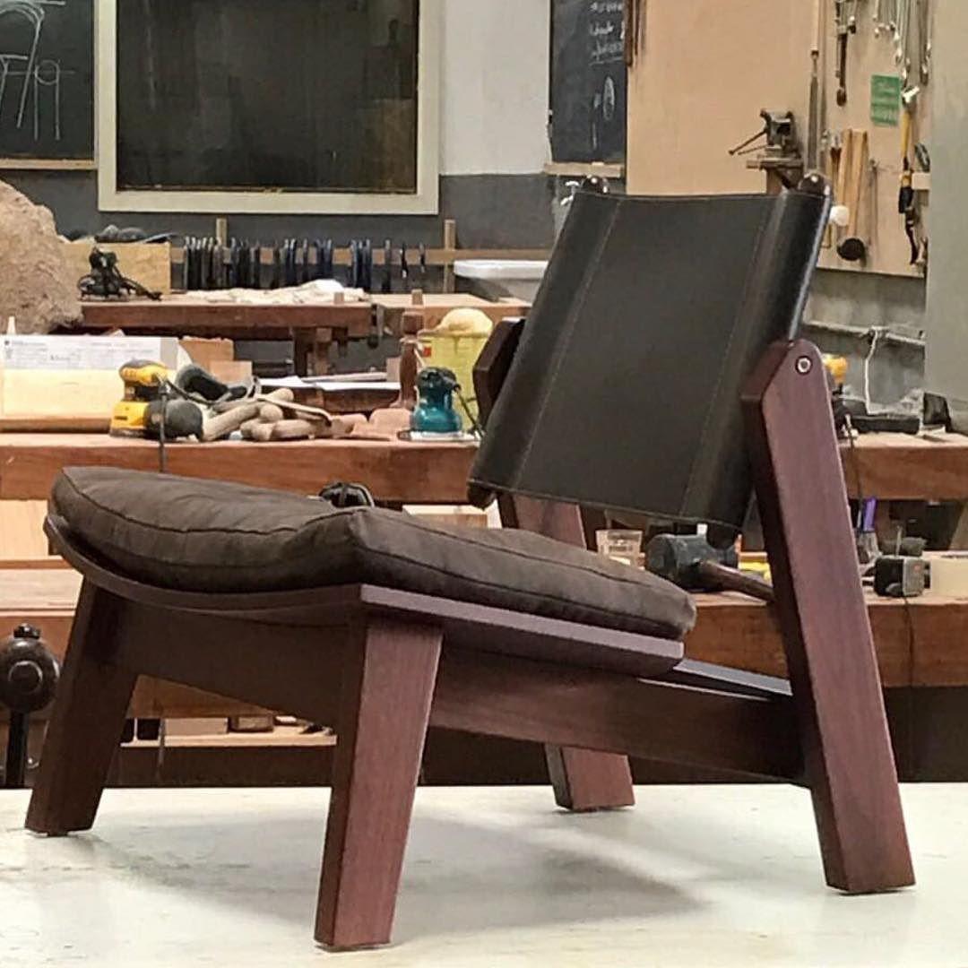 """Arbatax"" chair designed by @fernandomendesdesigner @atelierfernandomendes in Rio. Soon at ESPASSO NY. Stay tuned... #braziliandesign #contemporarydesign #fernandomendesdesigner #chair #design #interiordesign"