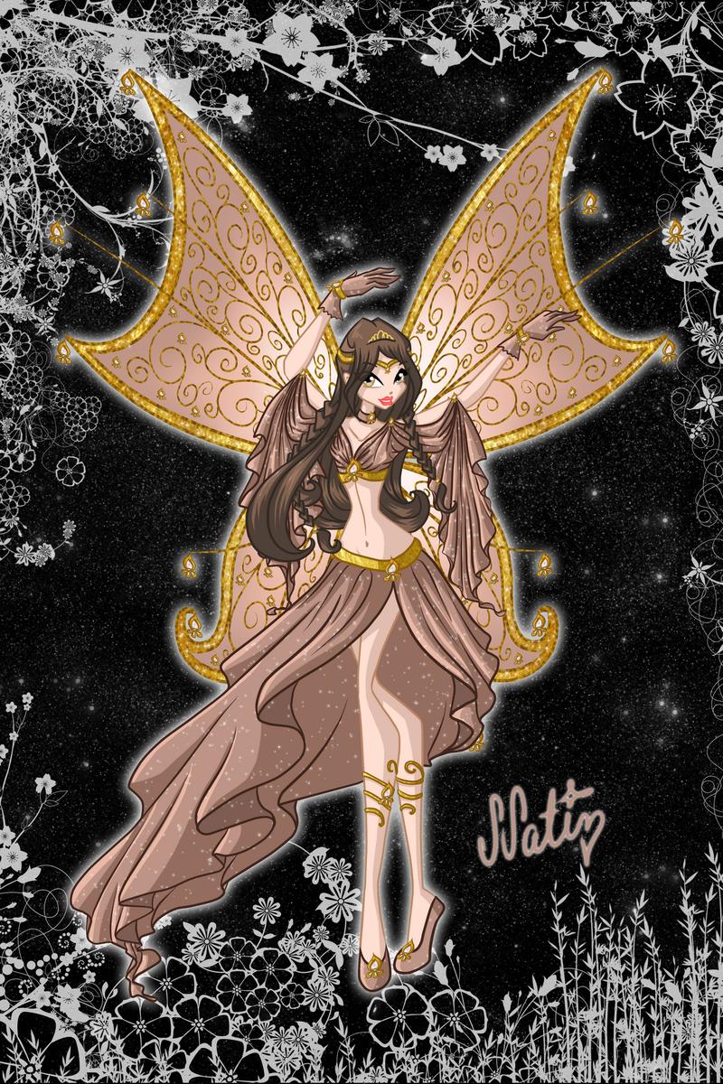Com: Dolley Nimfenix by LaminaNati.deviantart.com on @DeviantArt