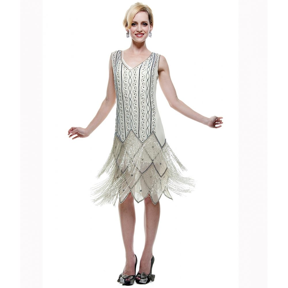the great gatsby dresses for sale | 1920\'s Style Beaded Dress Great ...