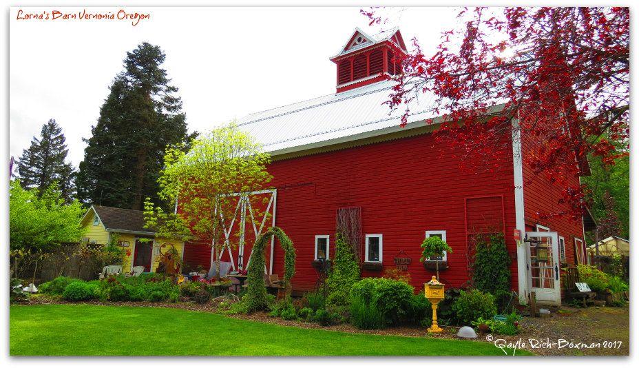 Barn Vernonia Oregon