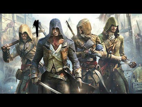Assassins Creed Unity Walkthrough Part 1 Arno Dorian Ps4