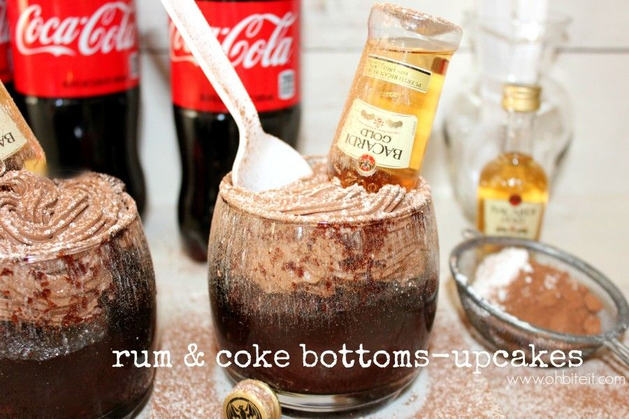 how to make rum and coke