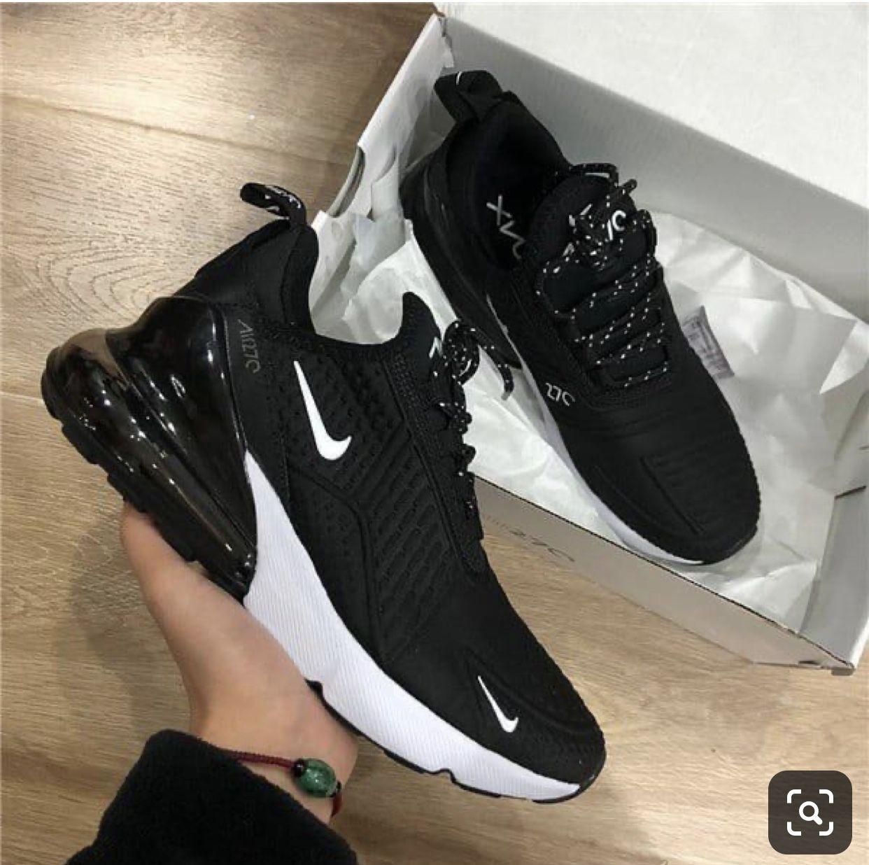 Comprar Hombre Nike Air Max 2020 Zapatillas Negras Blancas