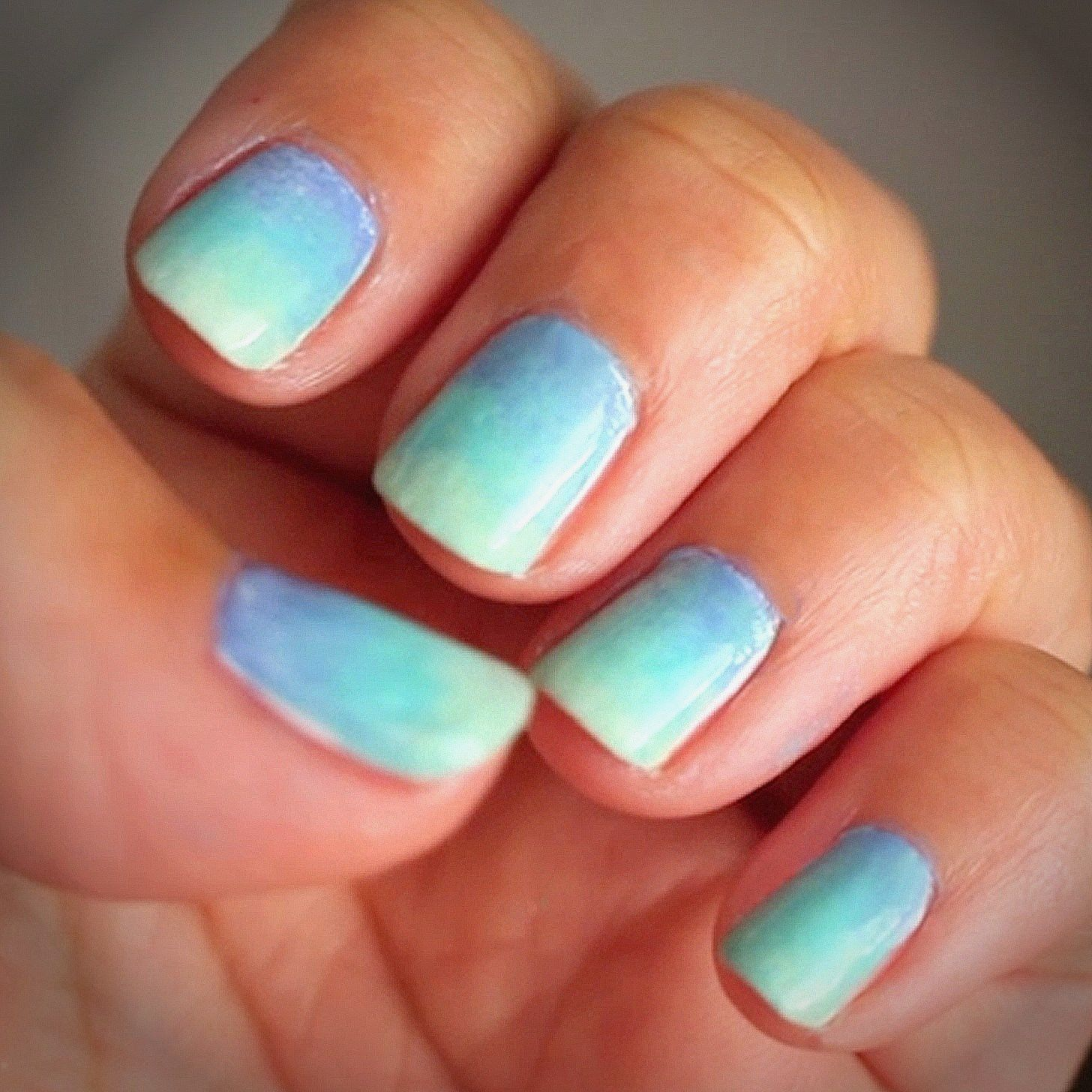 Best ideas about ombre nails art design for gel nail art