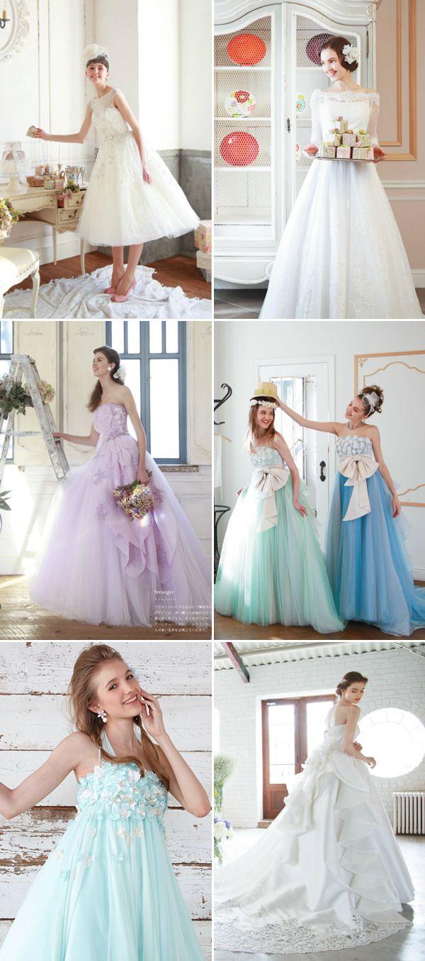 Princess-Worthy Dreams! Top 10 Japanese Wedding Dress Brands We Love ...