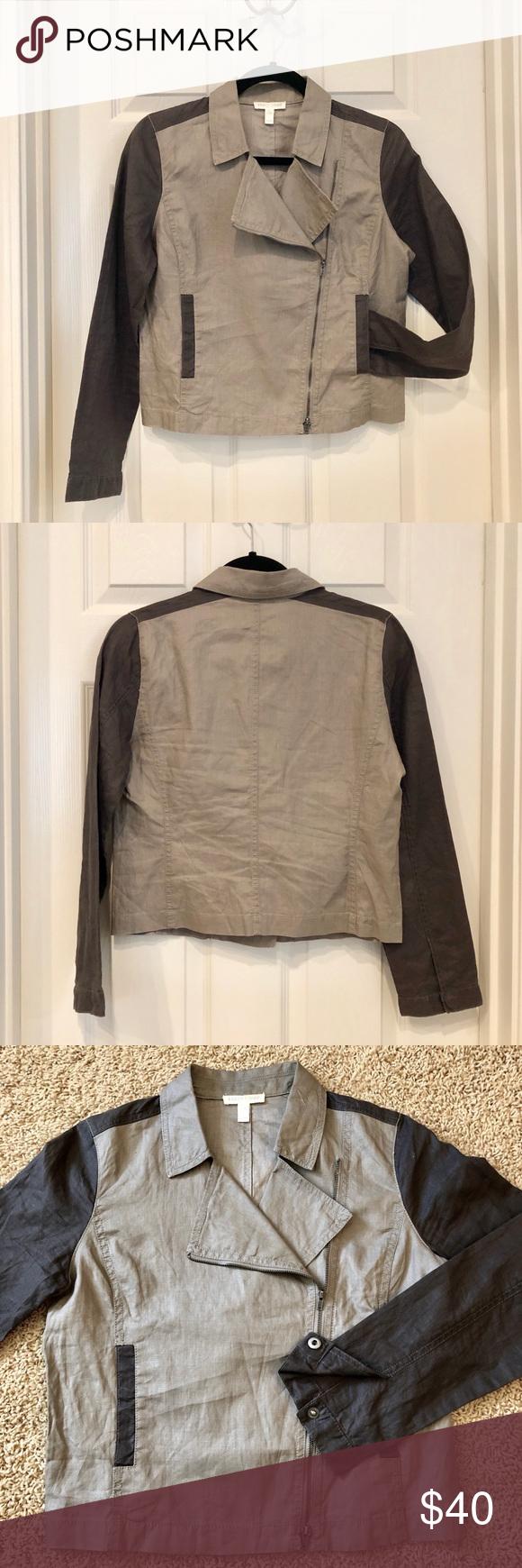 Eileen Fisher Jacket Eileen Fisher Jacket Clothes Design Long Sleeve Tshirt Men [ 1740 x 580 Pixel ]