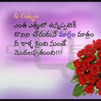 Famous Inspiration Quotes In Telugu Wallpapers Life Motivation