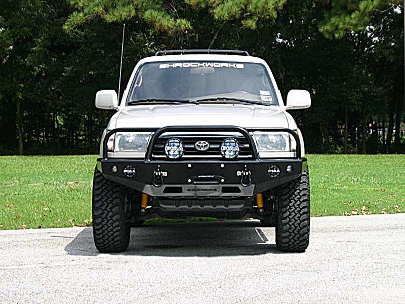 1996 2002 4runner Front Bumper 3rd Generation Toyota 4runner 4runner Toyota